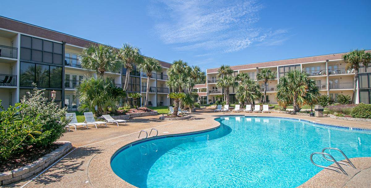 Ocean Club Villas Biloxi Beach Resort Rentals