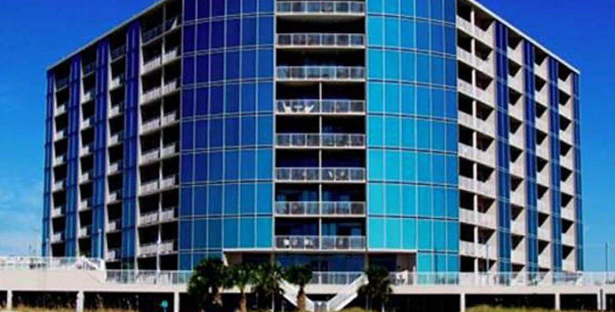 Sea Breeze Condos Biloxi Beach Resort Rentals
