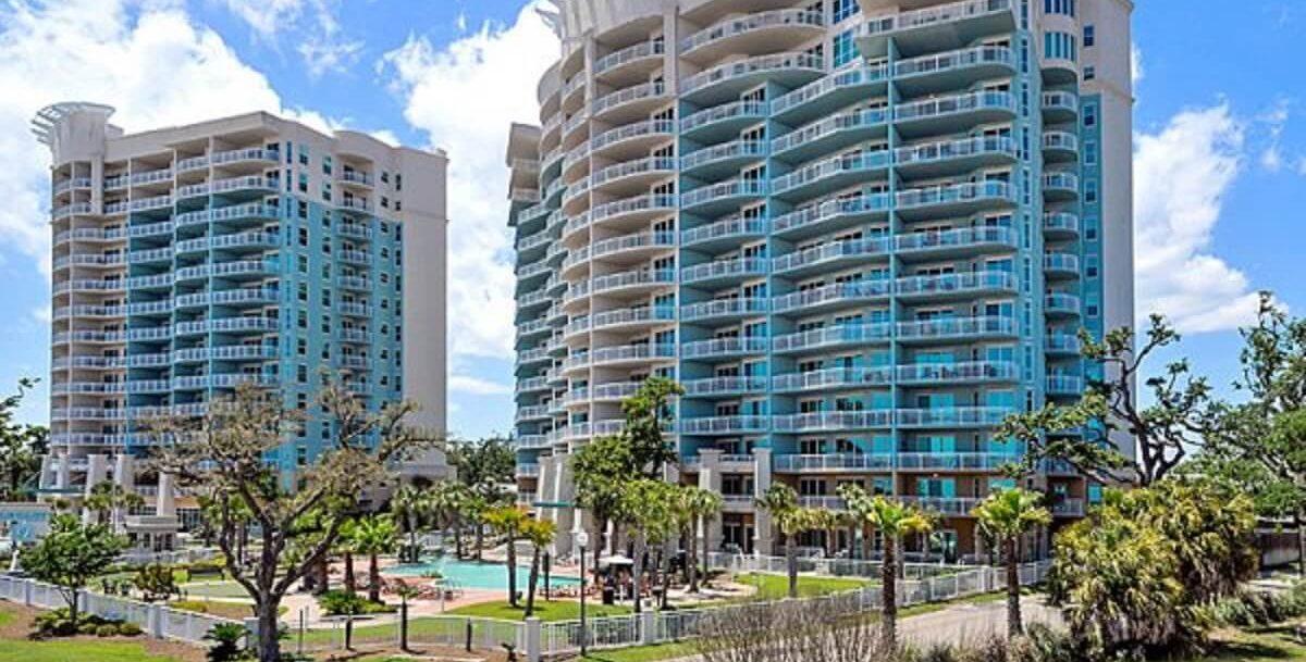 Legacy Towers Condos Biloxi Beach Resort Rentals